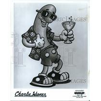 1988 Press Photo Charlie Wiener  - cva51612