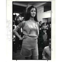 1988 Press Photo Mary Jane Macasino - cva60927