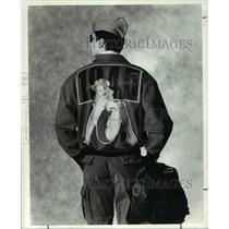 1988 Press Photo Fashion  - cva60873
