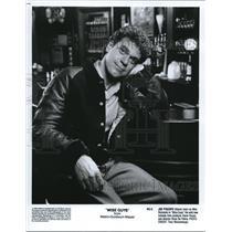 1986 Press Photo Joe Piscopo in Wise Guys - cvp52876