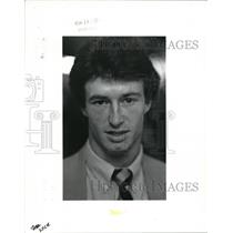 1985 Press Photo Mike Sweeney