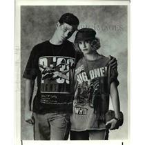 1988 Press Photo Fashion - cva60878