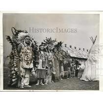 1940 Press Photo
