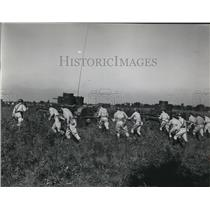 1938 Press Photo Ohio National Guards
