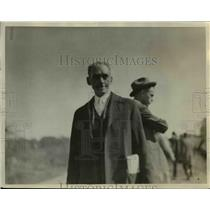 1926 Press Photo of R.L. Blanton a Pullman conductor. - nee07823