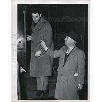1953 Press Photo William Perl Spy - nee10253