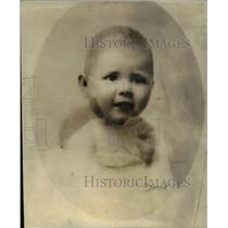 1923 Press Photo Composite Photo of a Baby for Squibb Co. Baby Contest