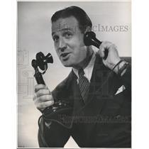 1940 Press Photo Horace Heidt radio star- movies Musical Knights, United Artists
