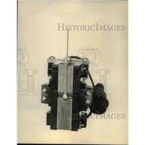 1927 Press Photo Driving rods & butterfly armature for AH Grebe & Co radio