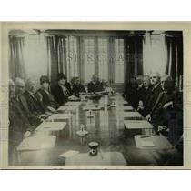 1928 Press Photo Republican National Committee Meeting, Hotel Muehlebach, Kansas