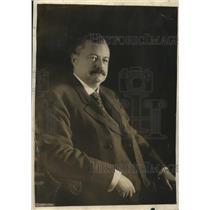 1919 Press Photo Boies Penrose