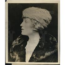 1919 Press Photo Lady Ribblesdale after wedding in England
