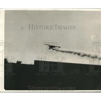 1930 Press Photo Bromley and Gatty first attempt to take off from Tokyo