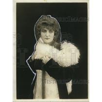 1923 Press Photo Mrs Gretchen Lederer of Frank Lloyd  Universal Co