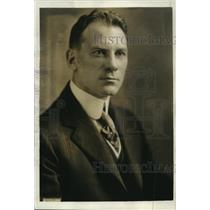 1921 Press Photo Fred K Nielson Solicitor for Dept of State
