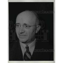 1942 Press Photo RA Hershberger Catoonist Men's Magazine Gag Cartoon Art
