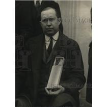 1922 Press Photo John T Nolan Commander Natl Disables Soldiers