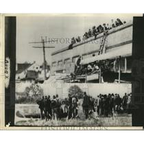 1929 Press Photo Flood Scene At Alba Alabama