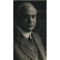 1919 Press Photo AA Landon of Buffalo NY