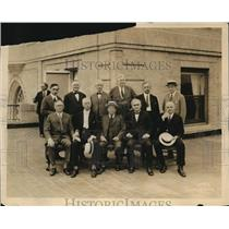 1924 Press Photo The Executive Council of the American federation of Labor