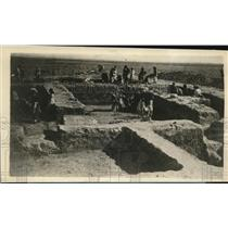 1928 Press Photo University of Penn. Dr Edward Chiera found city buried cultures