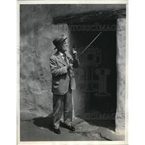 1934 Photo 100 yr old Captain Arnold Miller Remembers His Arrival to CA