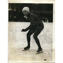 1927 Press Photo Howard Speed Junior Championship won of Junior 440 Yard Event