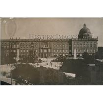 1918 Press Photo Berlin Germany Old Palace building