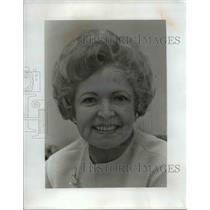 1969 Press Photo Mrs Virginia Knaver - nee31899