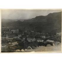 1927 Press Photo A typical scene in Honduras