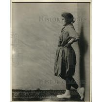 1920 Press Photo Evelyn Mueller - nex69573