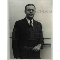 1932 Press Photo Cap. McKinley, one of the members of Byrd Antarctic expedition