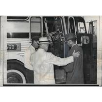 1962 Press Photo Citizens Council of Greater New Orleans Sends Freedom Riders