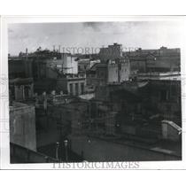 1926 Press Photo Hurricane damage in Havana Cuba