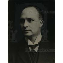 1921 Press Photo Harmar Greenwood Chief Secretary for Iceland