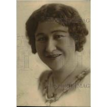 1918 Press Photo Radio Actress Ruth Holmes (?)