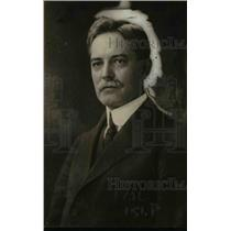 1920 Press Photo of Professor Dayton C. Miller.