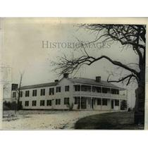 1925 Press Photo Old Botsford Inn 16 Miles from Detroit Purchased by Henry Ford