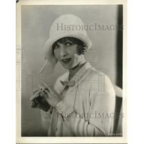 1926 Press Photo MGM actress Claire Windsor models her hands