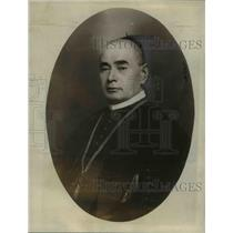 1922 Press Photo Janos Csernoch, Hungarian Archbishop of Esztergom - nee42014
