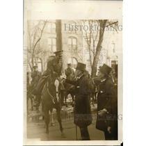 1927 Press Photo Governor General Willingdon of Canada Arriving in Washington