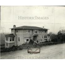 1920 Press Photo Temporary Home of Herbert C Hoover Palo Alto Herbert Hoover II