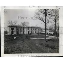1920 Press Photo Trailsend home of Governor Cox near Dayton Ohio