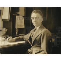 1922 Press Photo JJ Idler of Ed Douglas White Post of American Legion