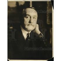 1918 Press Photo Bandounin de Baumansin Sec of Exhibit