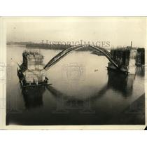 1920 Press Photo Key Bridge over Potomac River