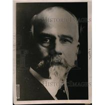 1920 Press Photo Professor Arnaldo Maggiora of Institute of Hygiene of Italy