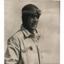 1930 Press Photo John A Polando pilot of plane American Legion