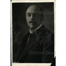 1921 Press Photo Albert Sarraut French delegate to arms conference