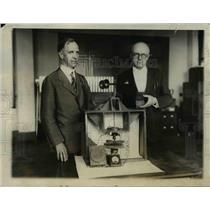 1927 Press Photo The earth inductor compass by Bureau of Standards.  - nee44364
